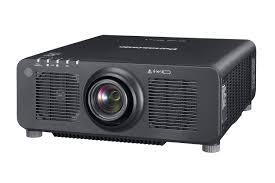 Panasonic, PT-RZ990, DLP, 9400, Lumens, WUXGA, Laser, Projector, -, Black,