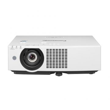 School And Church Hall/Panasonic: Panasonic, PT-VMZ50, LCD, Laser, 5000, Lumens, WUXGA, 3M:1, Projector, -, White,