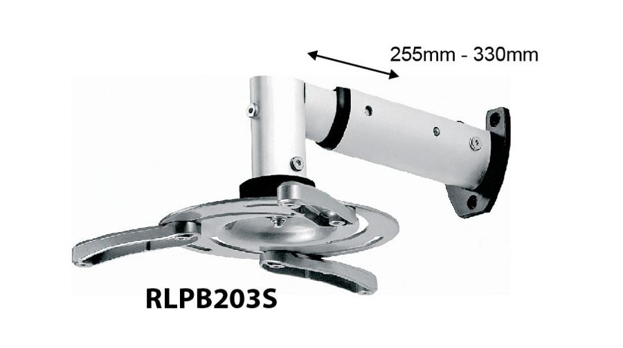 RedLeaf, -, RLPB203S, Universal, Projector, Mount, -, Extension, Wall, Mount, -, Spider, Arm, Bracket, with, Extention, Wall, Mount,