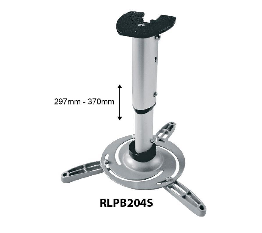 RedLeaf, -RLPB204S, Universal, Projector, Mount, -, Extension, Ceiling, Kit, -, Spider, Arm, Bracket, with, Adjust, 230mm, -, 310mm, Hgt,