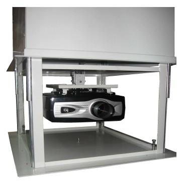 SG, Professional, EL, Series, Premium, Enclosed, Projector, Lift, 0.5m, drop, (for, standard, 2.4m-2.6m, height, ceilings),