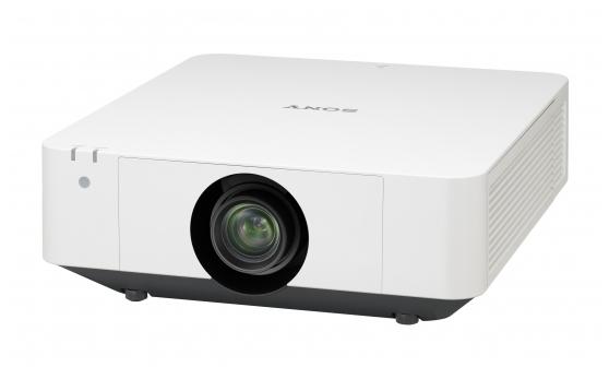 Sony, FHZ57, 3LCD, Laser, 4000, Lumen, WUXGA, Projector, -, White,