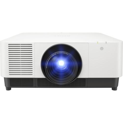 Sony, VPL-FHZ131L/W, 13, 000-Lumen, WUXGA, Laser, 3LCD, Projector, (White, No, Lens),