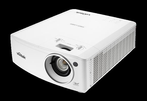 Vivitek, DH4661Z, 5000, ANSI, Lumens, Laser, Projector,