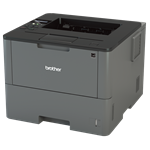 Brother, HL-L6200DW, Wireless, A4, 46ppm, Monochrome, Laser, Printer,