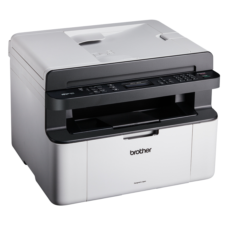 Brother, MFC-1810, 20PPM, A4, Mono, MFC, Laser, Printer, WITH, ADF,