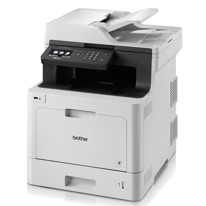 Brother, MFC-L8690CDW, A4, 31ppm, Duplex, Wireless, Colour, MFP,