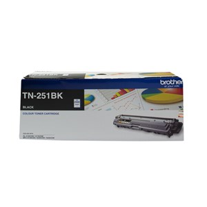 Brother, TN-251BK, BLACK, TONER, CARTRIDGE, TO, SUIT, HL-3150CDN/3170CDW/MFC-9140CDN/, (2500, Pages),