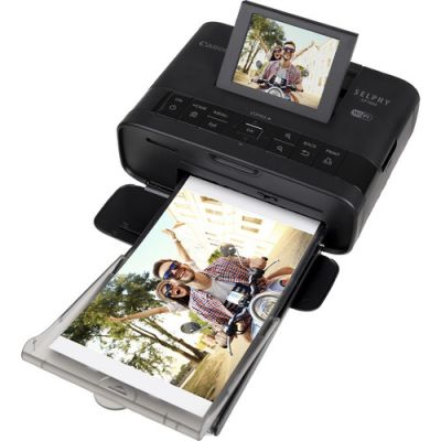 CANON, CP1300BK, SELPHY, DYE-SUB, Compact, Photo, Printer, WI-FI, Direct, print, (Black),