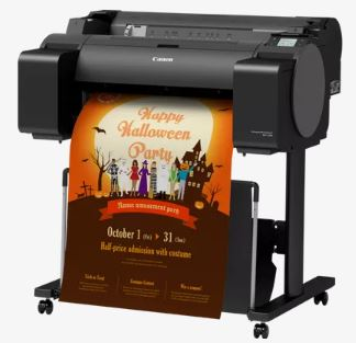 Canon, IPF, GP-200, A1, 24, 6, ink, Colour, Poster, Printer,