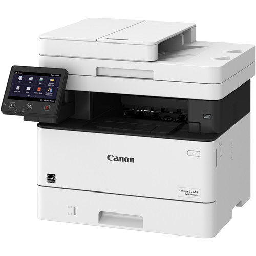 Canon, MF445DW, Laser, Printer,