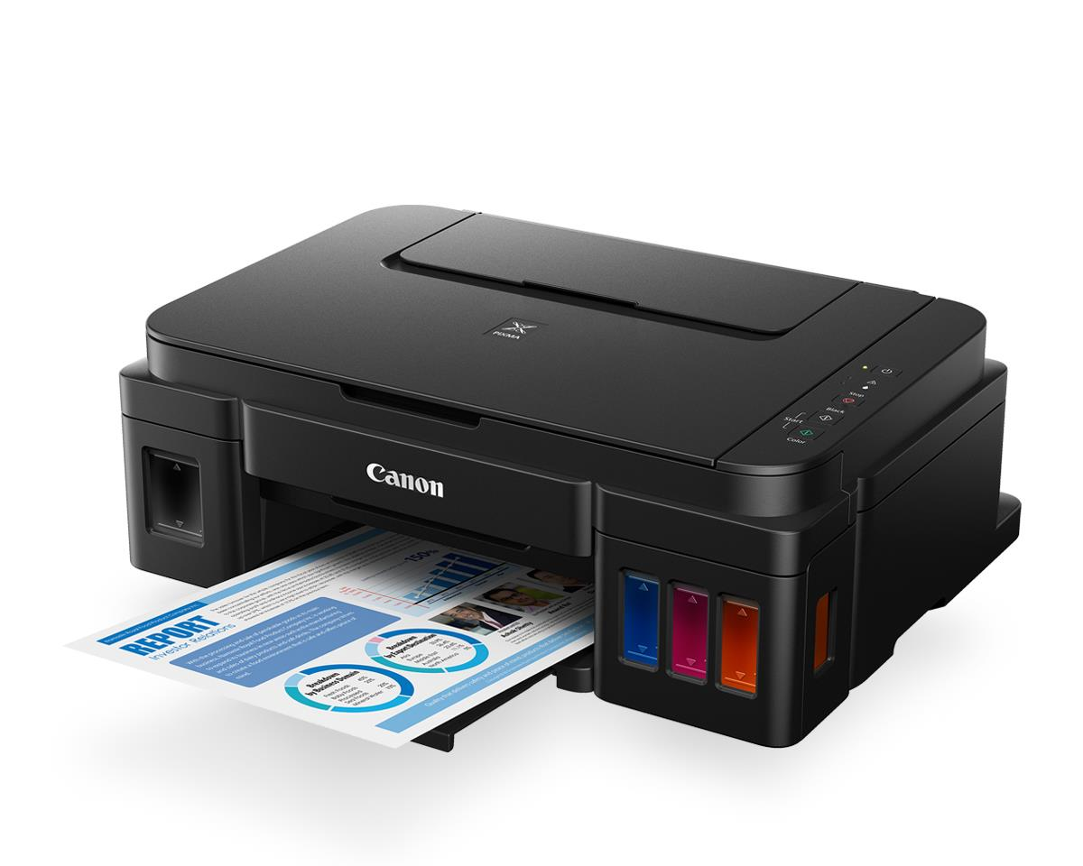 Canon, PIXMA, G2600, G, Series, Continuous, Ink, MFP,