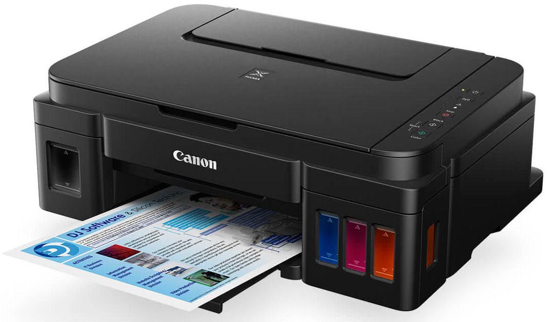 Canon, PIXMA, G3600, A4, Multifunction, MegaTank, Inkjet, Printer,