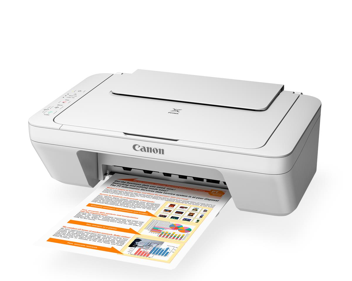 Canon, PIXMA, MG2560, All-in-One, MFP, A4, Inkjet, Printer, with, Full, HD, Movie, Print,