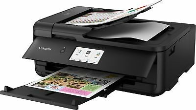 Canon, TS9565VB, PIXMA, HOME, MFP, A3, Black, Printer,