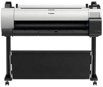 Canon, iPF, TA-30, 36, A0, 5, Colour, Large, Format, Printer, with, Stand, and, Bonus, Paper,