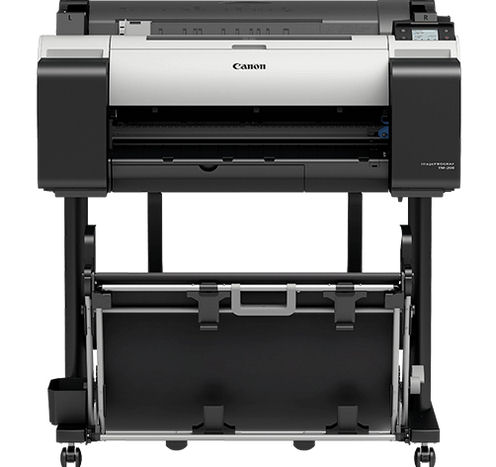 Large Format - A0/Canon: Canon, iPF, TM-305, 36, A0, 5, Colour, Large, Format, Printer, with, HDD, plus, BONUS,