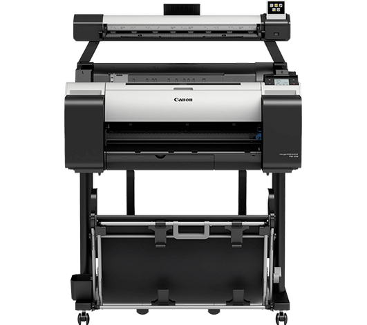 Large Format - MFP/Canon: Canon, iPF, TM-200, 24, A1, 5, Colour, Printer, with, Scanner, plus, BONUS,