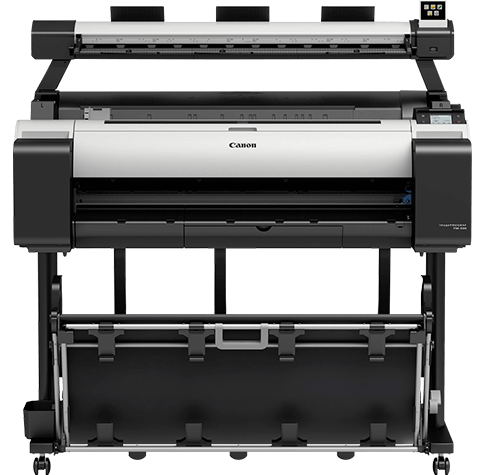 Large Format - MFP/Canon: Canon, iPF, TM-300, 36, A0, 5, Large, Format, Printer, with, Lei36, Scanner, plus, BONUS,
