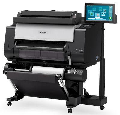Canon, iPFTX-2000MFP, 24, A1, 5, Colour, Pigment, Ink, MFP, plus, Bonus,