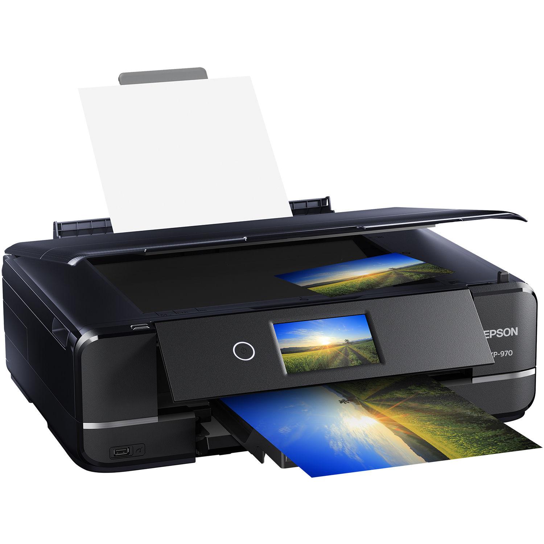 Epson, XP970, Inkjet, MFP,