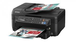 Epson, WF2750, Inkjet, MFP,