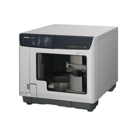 Epson, PP-100AP, DESKTOP, CD/DVD, AUTOPRINTER, PRINT, ONLY,