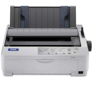 Epson, LQ-590, 24, PIN, 440CPS, Dot, Matrix, Printer,