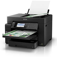 EPSON, ET-16600, EcoTank, 4, Colour, Multifunction, printer,