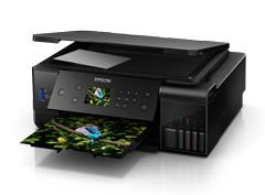 Epson, ET7700, Inkjet, MFP,