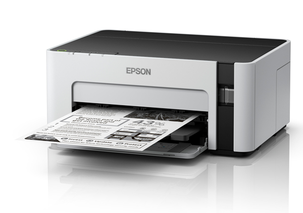 Epson, ETM1100, A4, Mono, Inkjet, Priner,