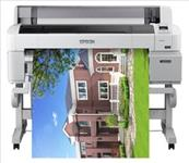 Epson, SureColor, T5200, A0, 36, 5-ink, Large, Format, Printer,