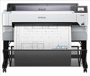 Epson, SureColor, T5460M, 36, A0, 4, Ink, Large, Format, Printer, and, Scanner,