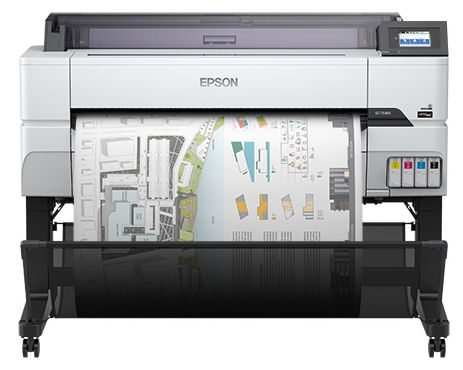 Large Format - A0/Epson: Epson, Surecolor, T5465, A0, 36, Large, Format, Printer, plus, Bonus,