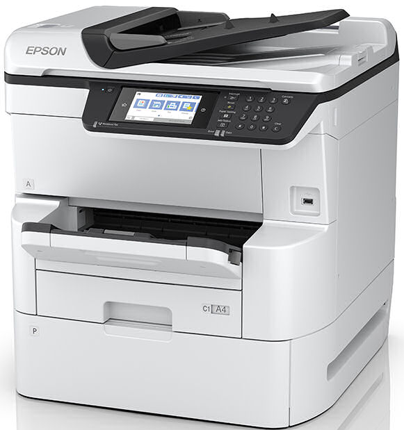 EPSON, Workforce, Pro, WF-C878R, A3, 25ppm, Business, inkjet, MFP,