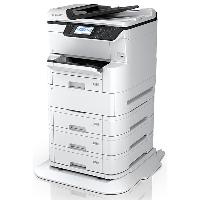 EPSON, Workforce, Pro, WF-C878RTC, A3, 25ppm, Inkjet, MFP,