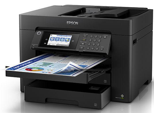 Epson, Workforce, WF7845, A3, Inkjet, MFP,