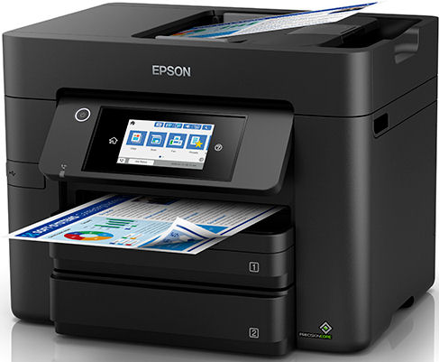 Epson, Workforce, Pro, WF-4845, A4, Multifunction, Inkjet,
