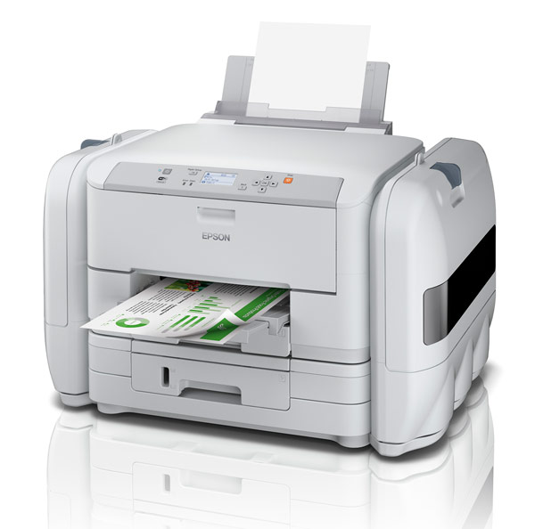 EPSON, Workforce, WF-R5190, A4, Colour, RIPS, Printer,