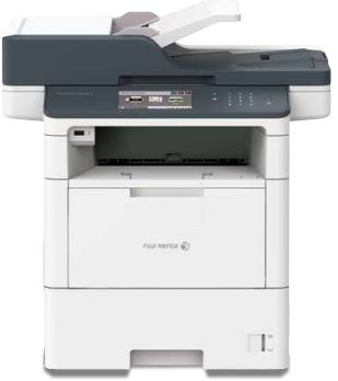 Fuji, Xerox, Docuprint, M385Z, 50ppm, A4, Mono, MFP, Laser,