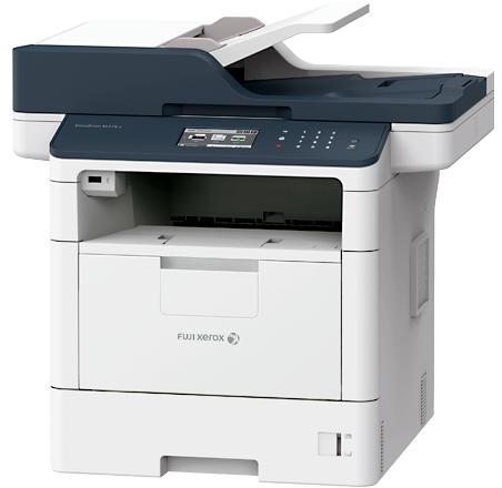 Fuji, Xerox, DOCUPRINT, M375Z, 40ppm, A4, Mono, Multifunction, Printer,