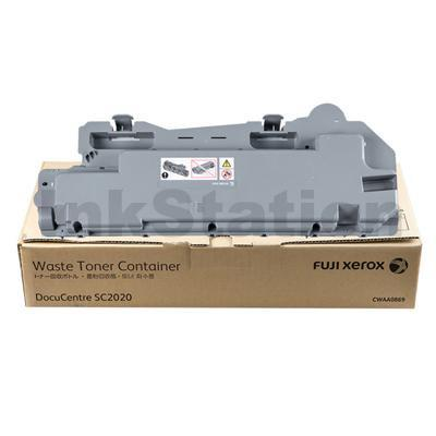 Fuji, Xerox, CWAA0869, Waste, Toner, Bottle,
