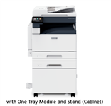Fuji Xerox SC2022 A3 Colour 20ppm Multifunction Laser with Tray and Stand plus Bonus