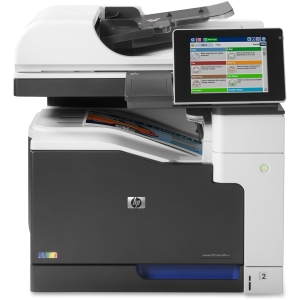 HP, LaserJet, Enterprise, 700, MFP, M775dn, 30, ppm, A3, Colour, Printer,