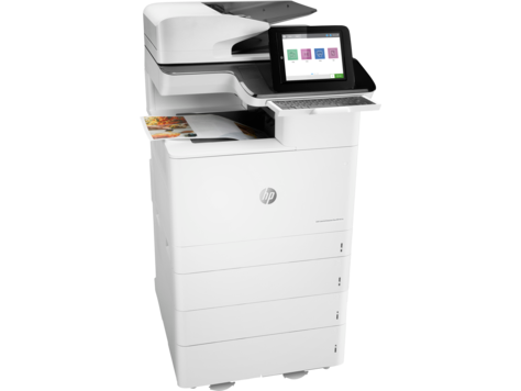 HP, Colour, A4, Laserjet, Enterprise, 46ppm, M776Z, MFP, Printer,