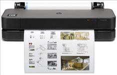 HP, DesignJet, T230, A1, 24-in, 4, ink, Printer, plus, Bonus,