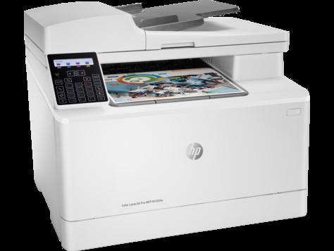 Hewlett-Packard, Color, Laserjet, Pro, MFP, M183fw,