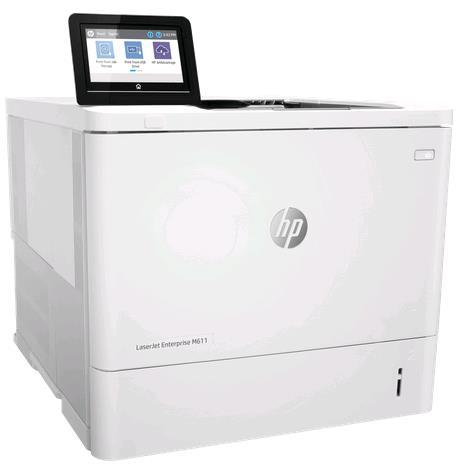 Hewlett-Packard, LaserJet, Enterprise, M611dn,