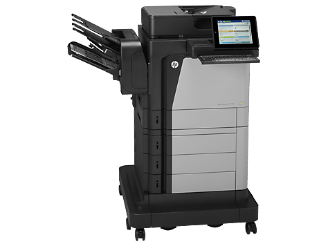 HP, LaserJet, Enterprise, Flow, M630z, MFP, Mono, A4, Printer,