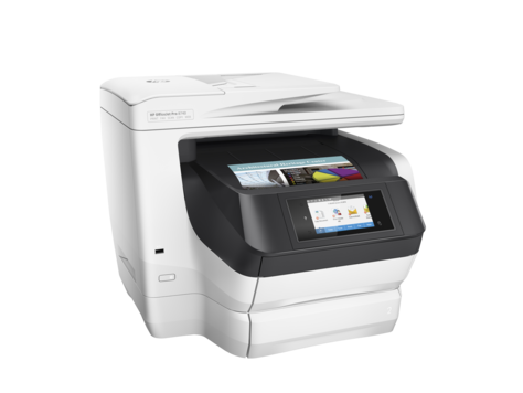 HP, OfficeJet, Pro, 8740, All-in-One, MFP, Colour, A4, Printer,